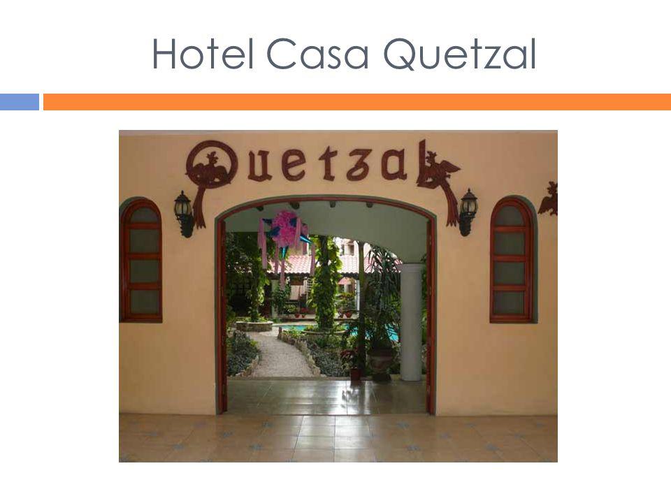 Hotel Casa Quetzal