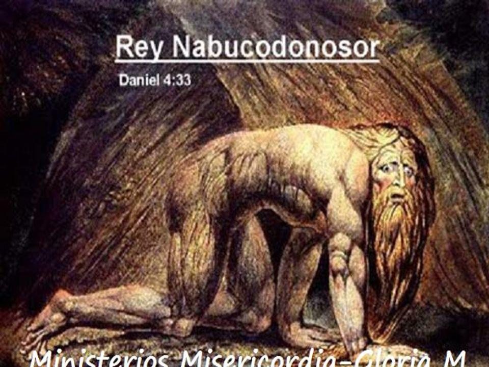 Dan 4:12 Pero dejad en tierra tocón y raíces con ataduras de hierro y bronce, entre la hierba del campo.