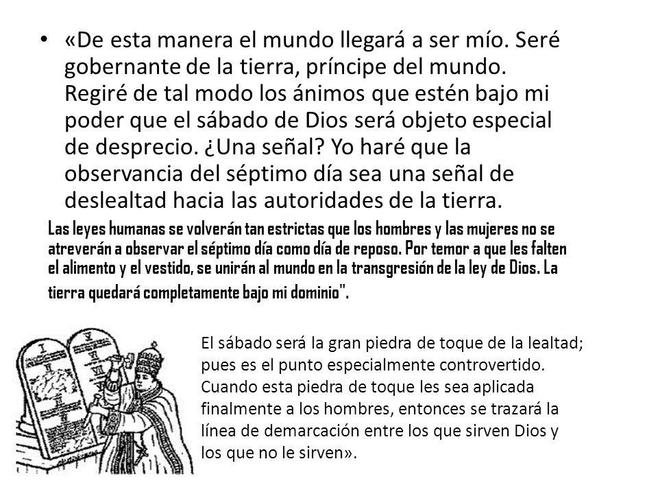 LA ESTRATEGIA DEL DIABLO Sal.