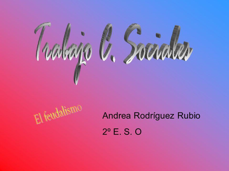 Andrea Rodríguez Rubio 2º E. S. O