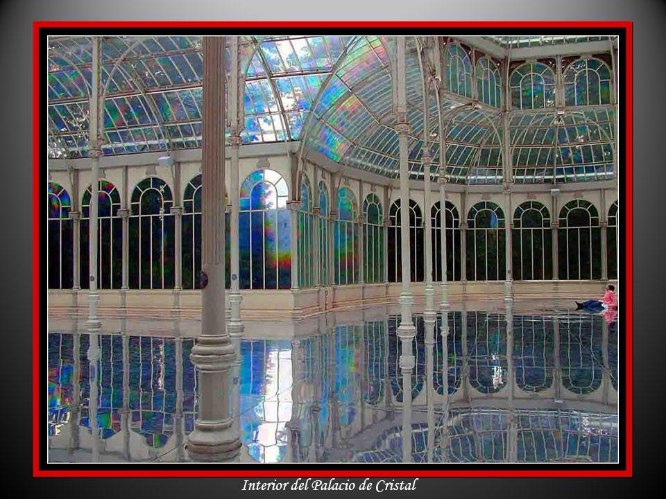 Palacio de Cristal ( Retiro )