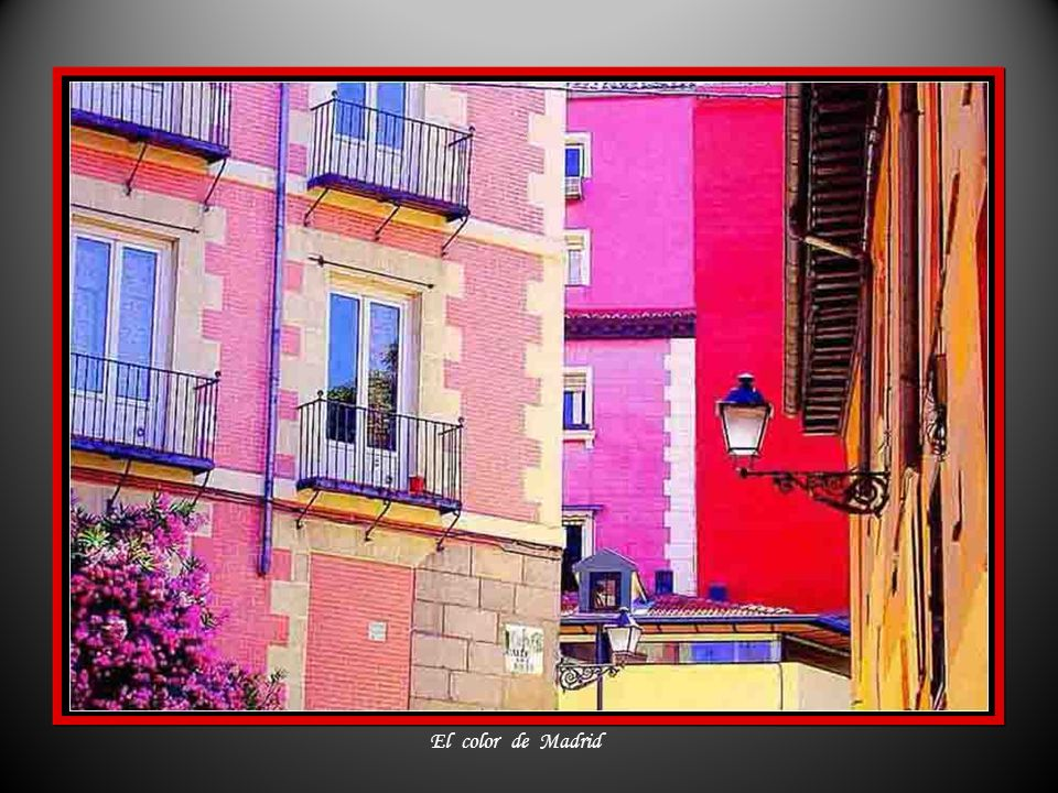 El color de Madrid