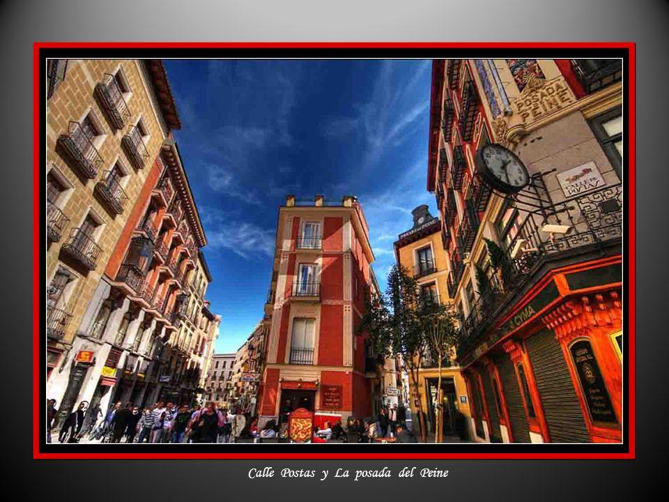 Viaducto y Calle Segovia