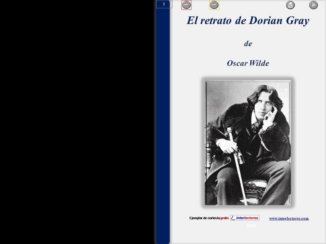 El retrato de Dorian Gray de Oscar Wilde 1 2008 www.interlectores.com