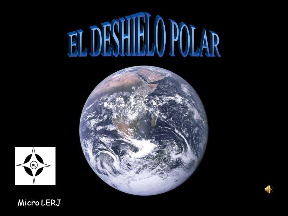 Micro LERJ -70 -60 -50 -40 -30 -20 -10 0 Enero -29,1º Febrero -43,7º Marzo -54,4º Abril -56,6º Mayo -58,3º Junio -57,7º Julio -65,9º Agosto -60,2º Septiembre -60,6º Octubre -55,3º Noviembre -34,8º Diciembre -28,8º Media anual 50,5º C Evolución de las temperaturas en la Antártida en 1997(º C)