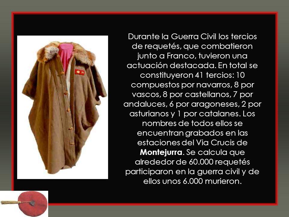 En 1932 José Enrique Varela se hizo cargo de la jefatura de los requetés, a los que estructuró militarmente: desde la unidad básica, la patrulla, que