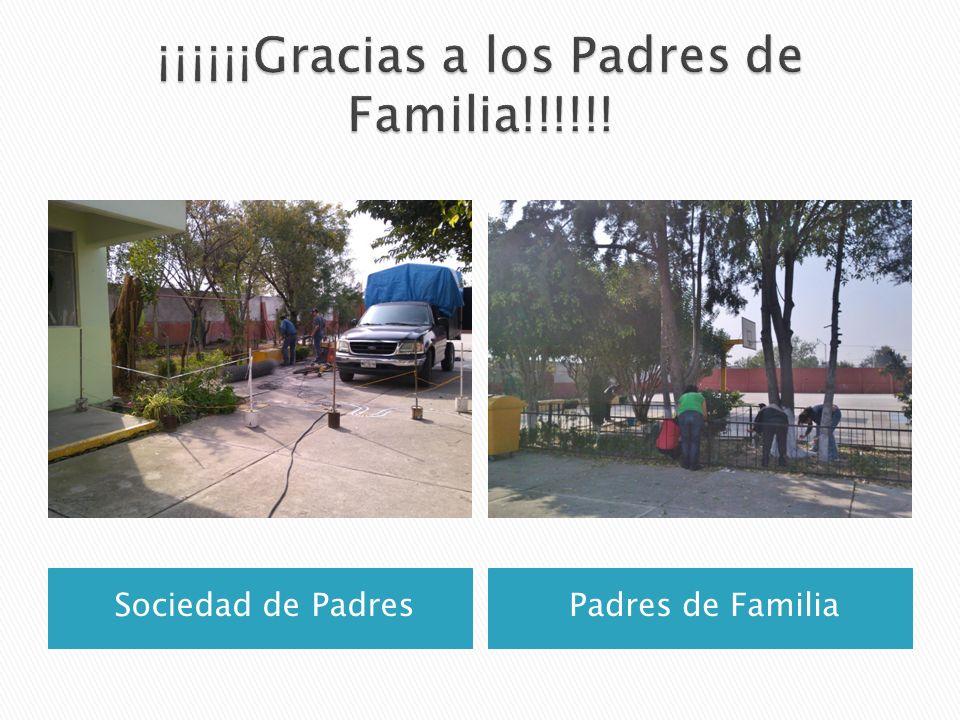 Sociedad de PadresPadres de Familia