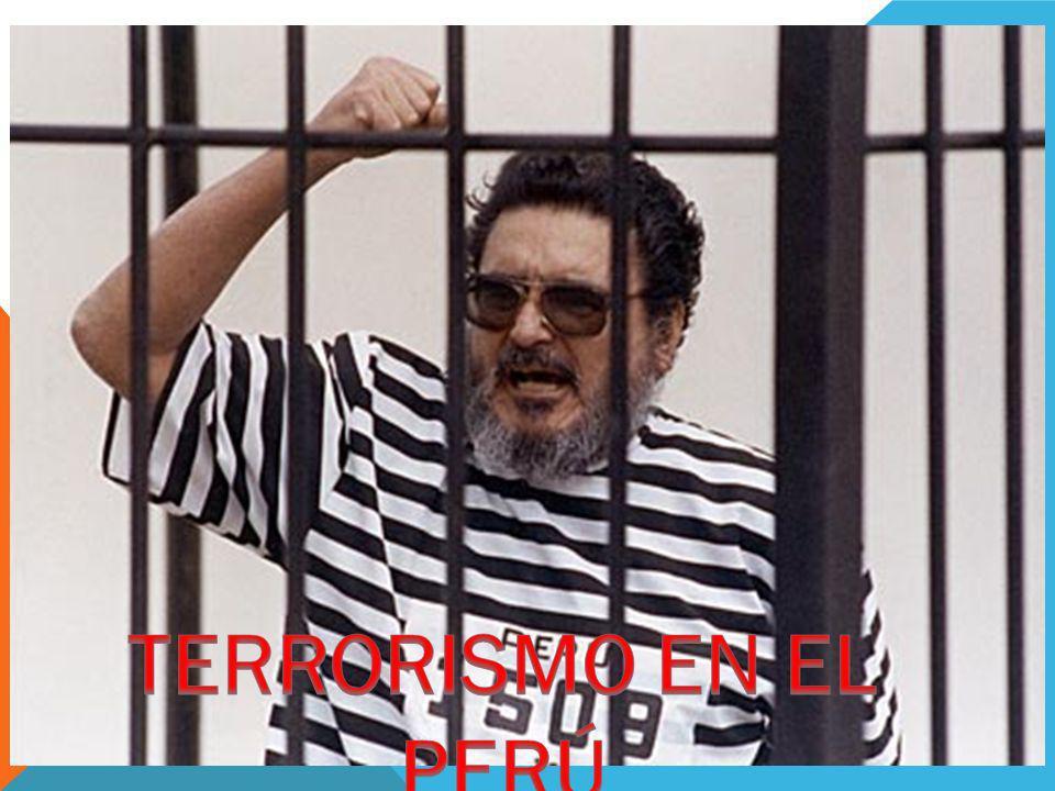 INTRODUCCIÓN El presente documento recopila información de la violencia interna en el Perú y el terrorismo ejercido por los grupos armados denominados «Sendero Luminoso» y «MRTA».
