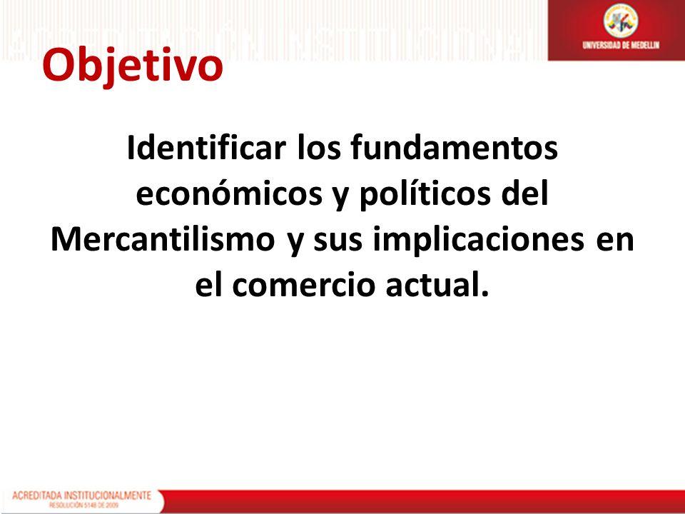 ESTADO CAPITAL COMERCIAL POLÍTICA ESTATAL CENTRADA EN LO COMERCIAL Los intereses de los comerciantes se equiparaban con el interés público.
