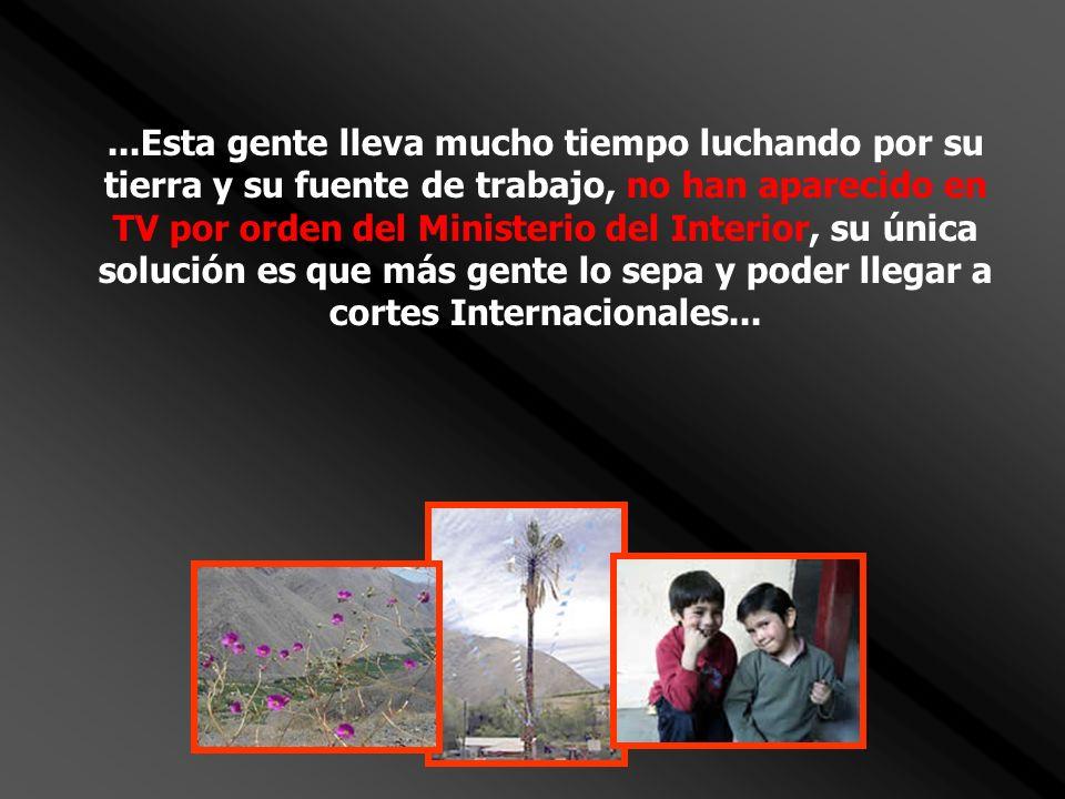 Tal vez no les importe, pero les pedimos a quienes puedan, que envíen esto a sus amigos… Como chilenos debemos ayudarnos!!.