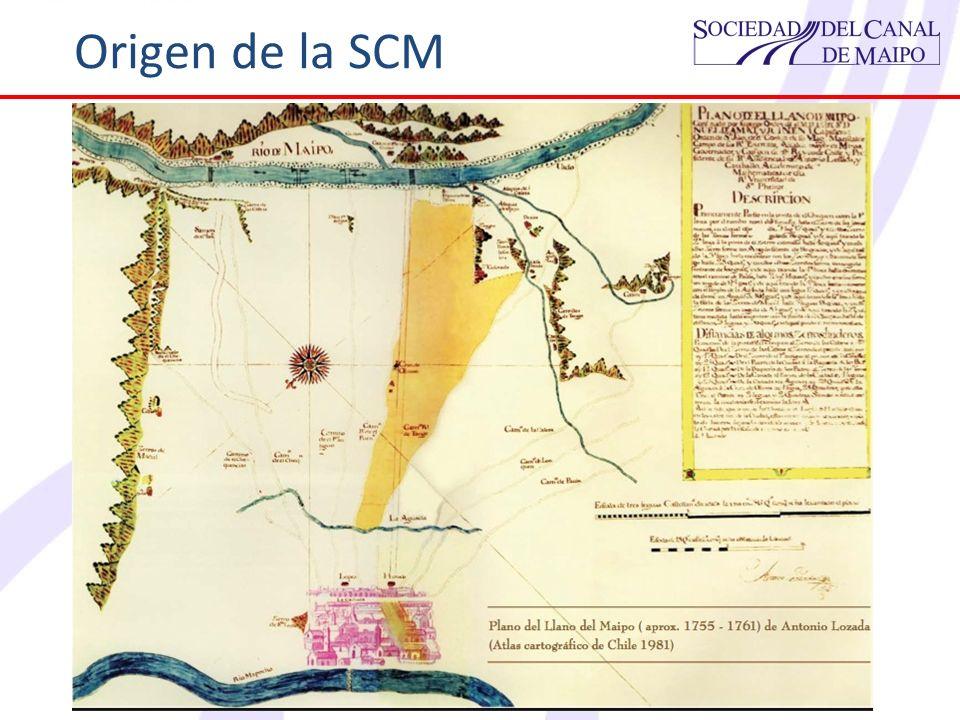 Origenes de la SCM