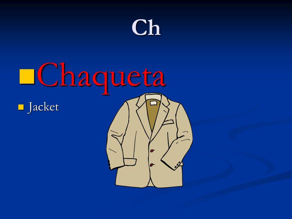 Ch Chaqueta Chaqueta Jacket Jacket