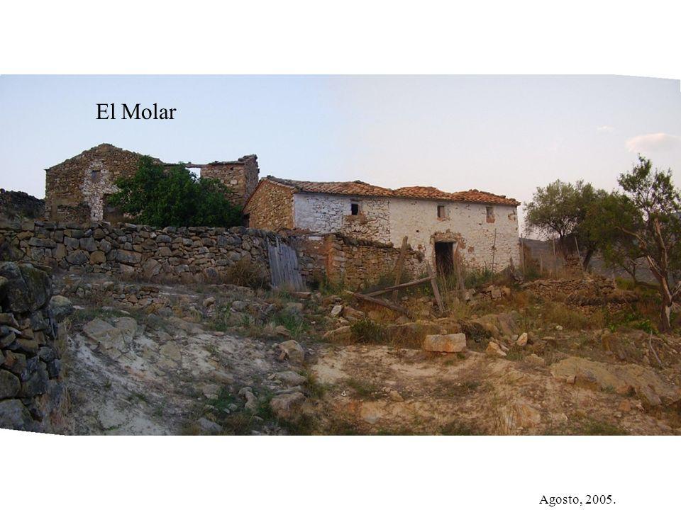 El Molar Agosto, 2005.