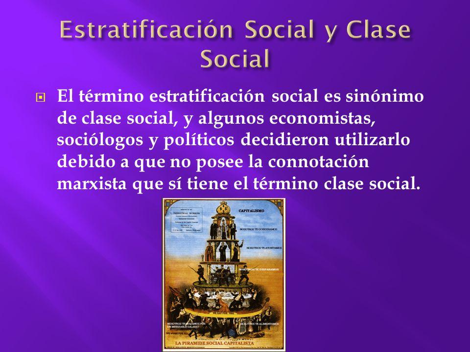 Un estrato social está constituido por un conjunto de personas, agregados sociales, que comparten un sitio o lugar similar dentro de la jerarquización o escala social, donde comparten similares creencias, valores, actitudes, estilos y actos de vida.