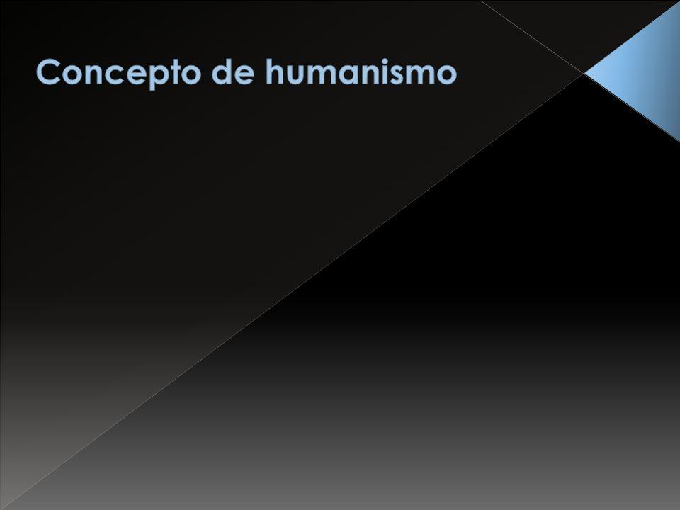 En sentido amplio: Son las ideas surgidas por un conjunto de autores que entienden al ser humano, al método de la psicología y su objetivo, la patología y su tratamiento; relacionados con la tradición filosófica humanista.
