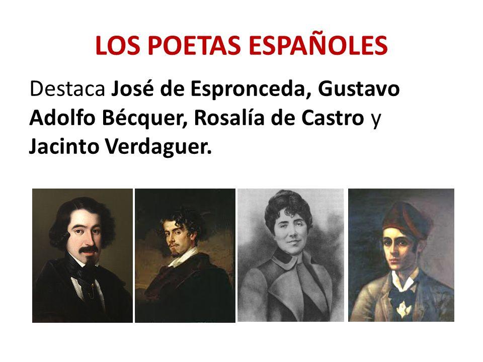 JOSÉ DE ESPRONCEDA (1808-1842) Su temperamento vital y apasionado marcó su vida y su obra.
