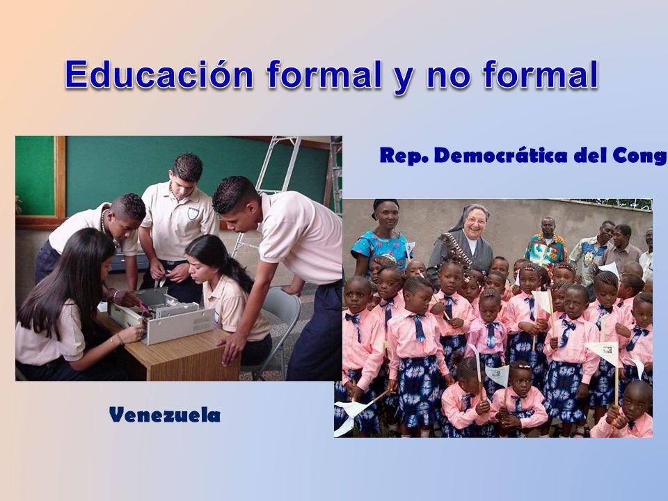 Rep. Democrática del Congo Venezuela
