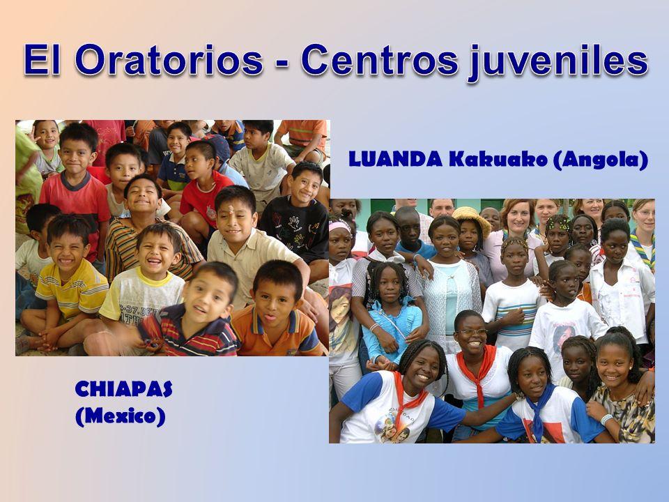 CHIAPAS (Mexico) LUANDA Kakuako (Angola)