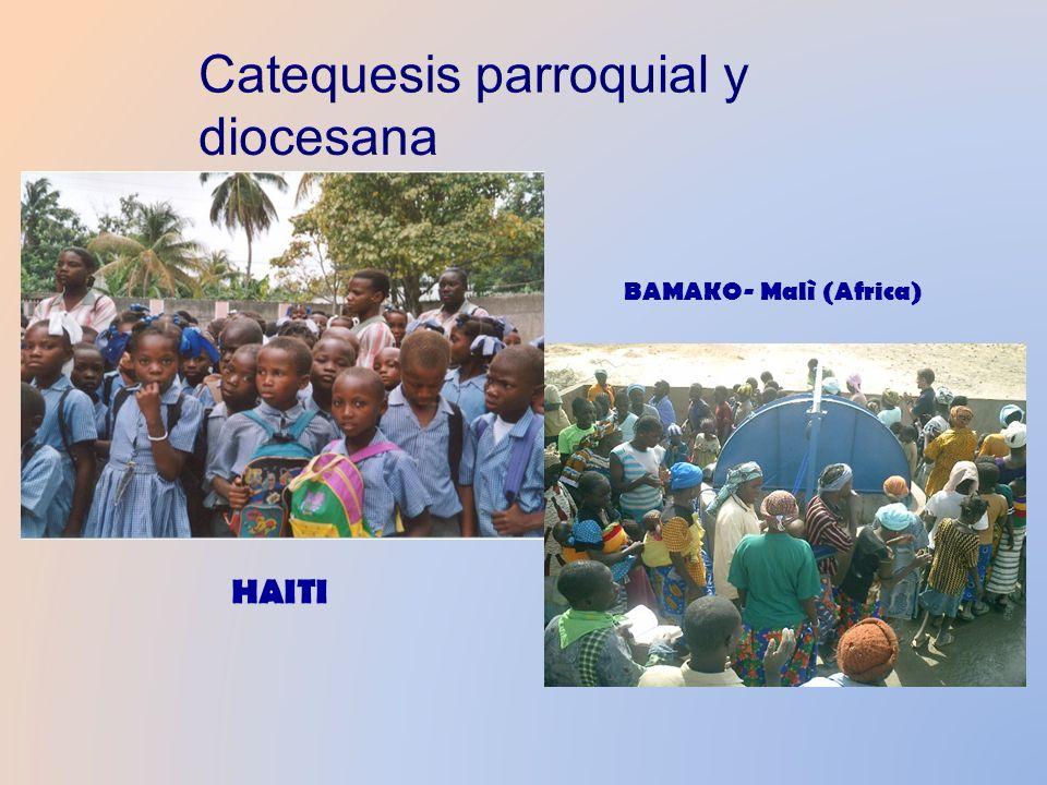 BAMAKO- Malì (Africa) HAITI