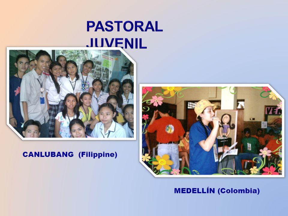 CANLUBANG (Filippine) MEDELLÍN (Colombia)