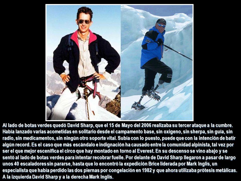 El llamado desastre de 1996, se cobró 15 vidas en un solo día en el que 33 montañeros atacaban la cima por la ruta sur provocándose un atasco en la ún