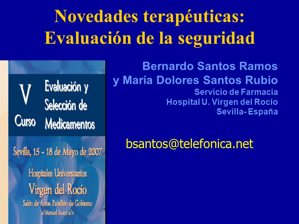 Prevención de errores de medicación en el proceso de selección: instituciones, sociedades...