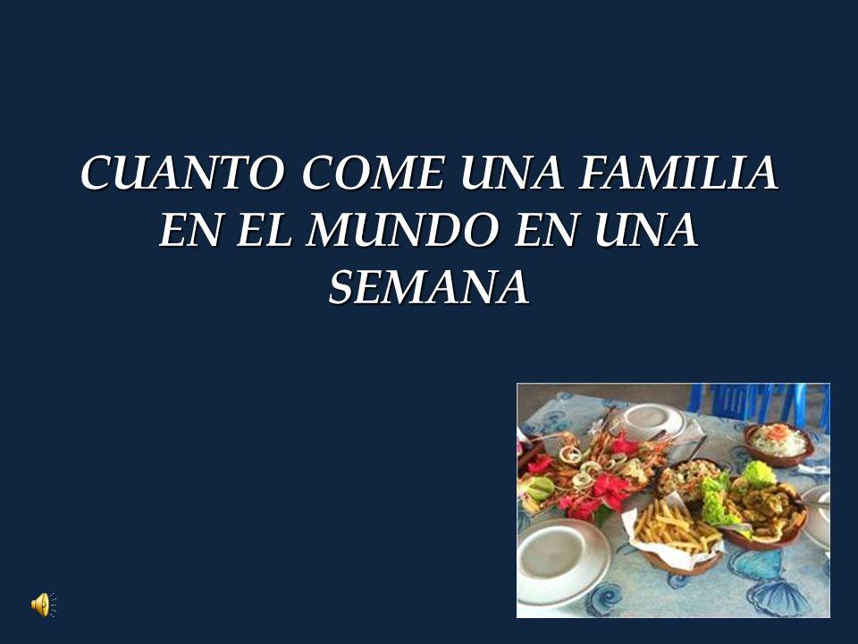 ITALIA, Sicilia: Familia MANZO, en una semana gasta 214, 36 euros)