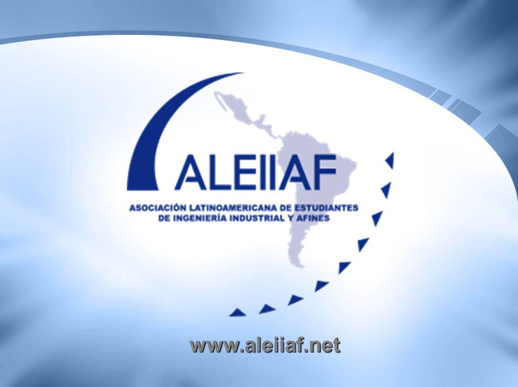 ALEIIAF ALEIIAF se funda en 1991 gracias al impulso de estudiantes de INGENIERÍA INDUSTRIAL de casi todos los países de América Latina y el Caribe.