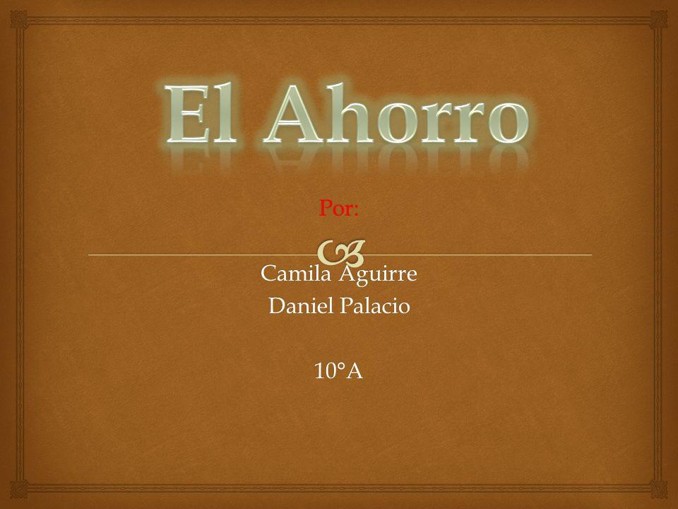 Por: Camila Aguirre Daniel Palacio 10°A