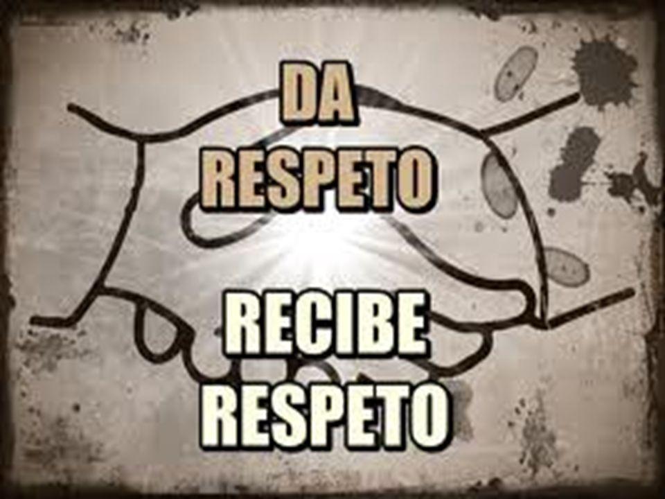 El respeto o reconocimiento es la consideración de que alguien o incluso algo tiene un valor por sí mismo y se establece como reciprocidad: respeto mutuo, reconocimiento mutuo.