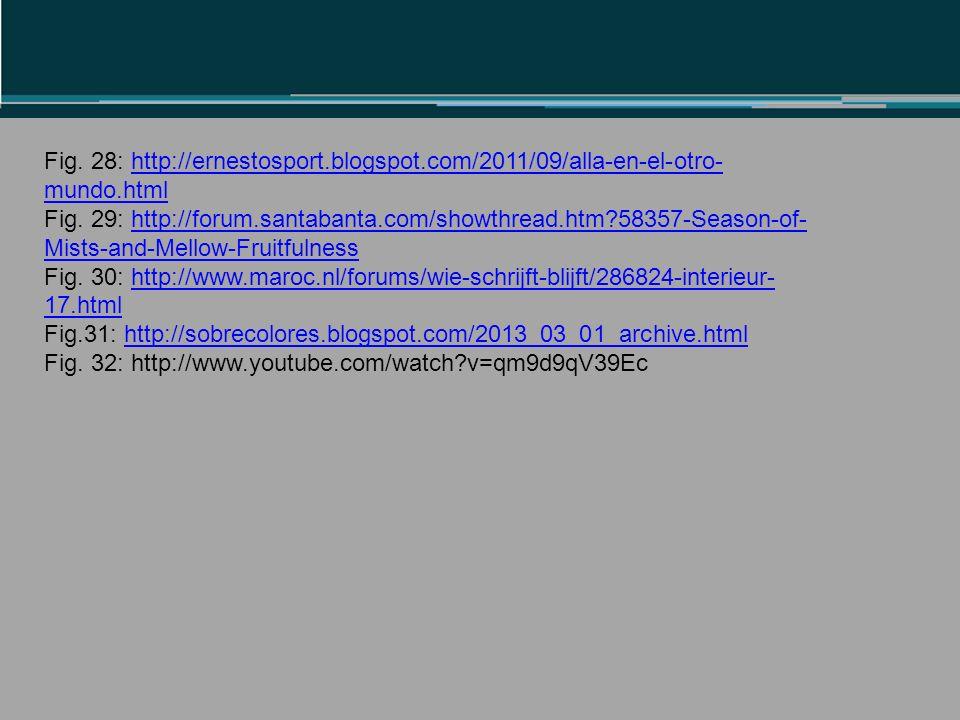 Fig. 28: http://ernestosport.blogspot.com/2011/09/alla-en-el-otro- mundo.htmlhttp://ernestosport.blogspot.com/2011/09/alla-en-el-otro- mundo.html Fig.