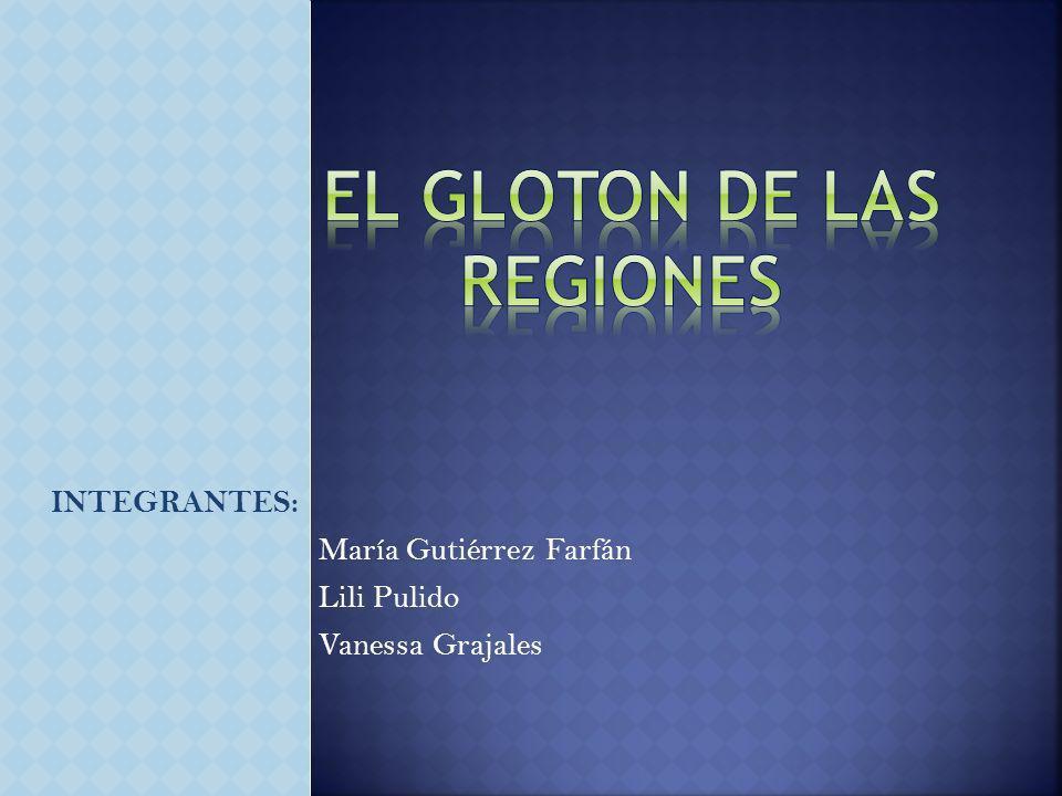 INTEGRANTES: María Gutiérrez Farfán Lili Pulido Vanessa Grajales
