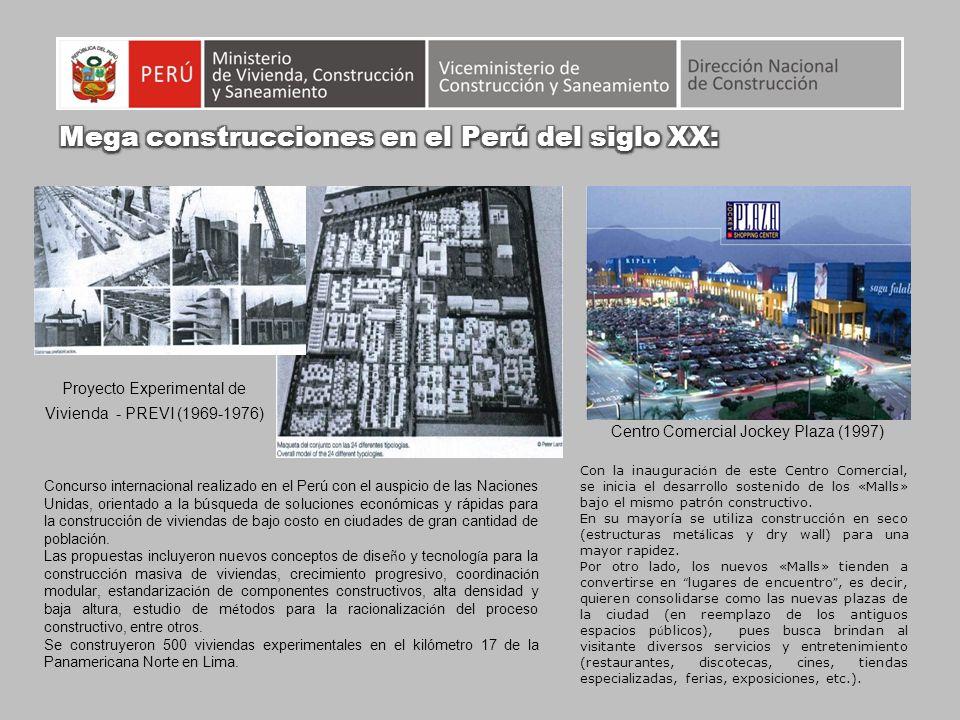 Proyecto Experimental de Vivienda - PREVI (1969-1976) Concurso internacional realizado en el Perú con el auspicio de las Naciones Unidas, orientado a