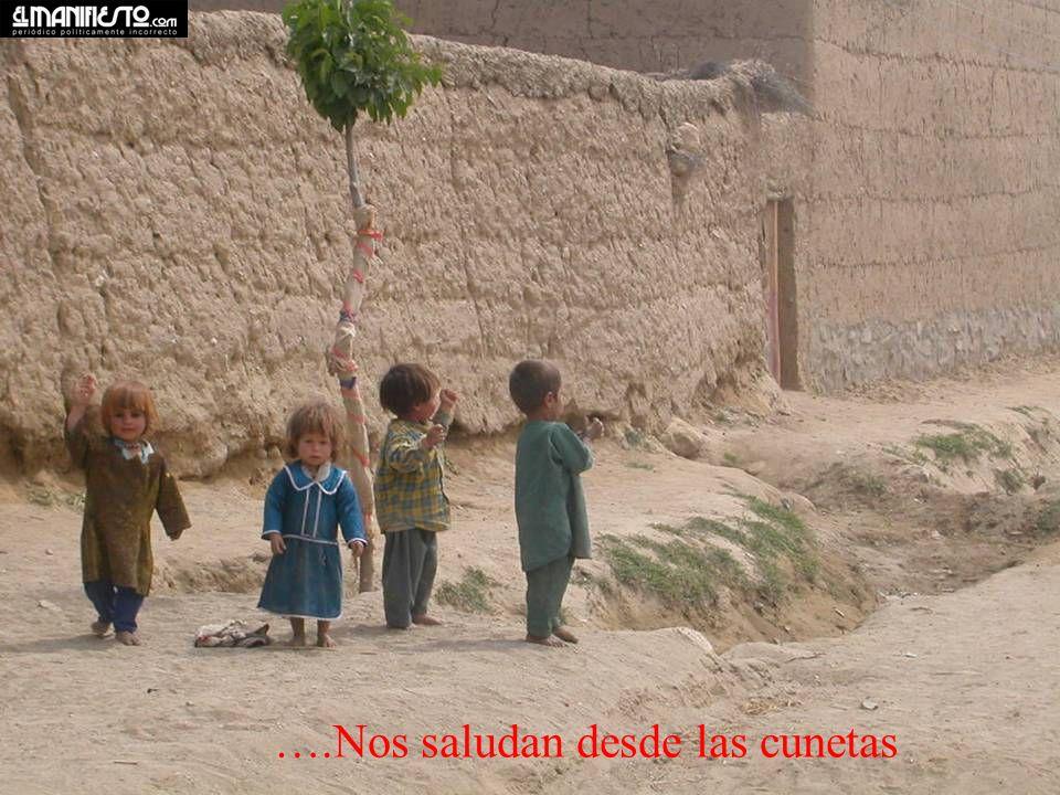 Nasina, niña curada en el hospital español