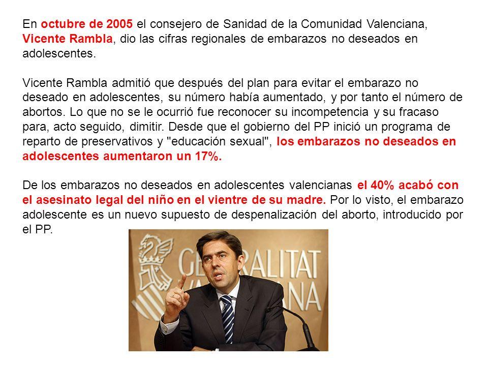 Mª Dolores de Cospedal, antigua consejera en el gobierno regional de Madrid, con Esperanza Aguirre, candidata a la presidencia de Castilla- La Mancha y secretaria general del PP.