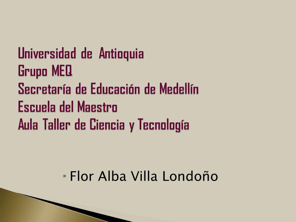 Flor Alba Villa Londoño