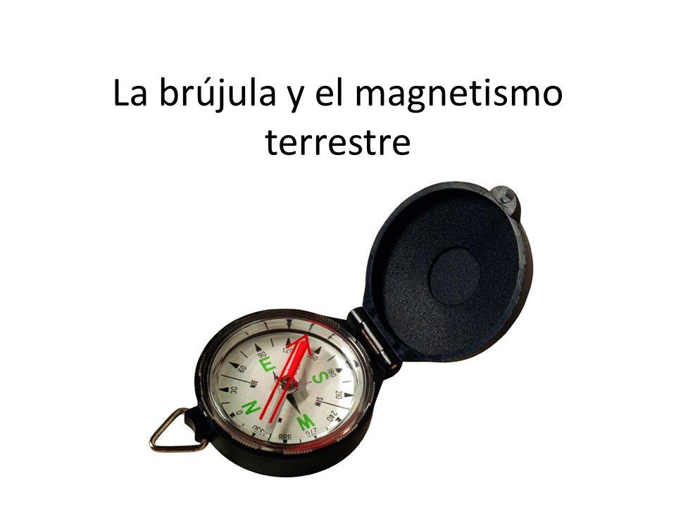 La brújula y el magnetismo terrestre
