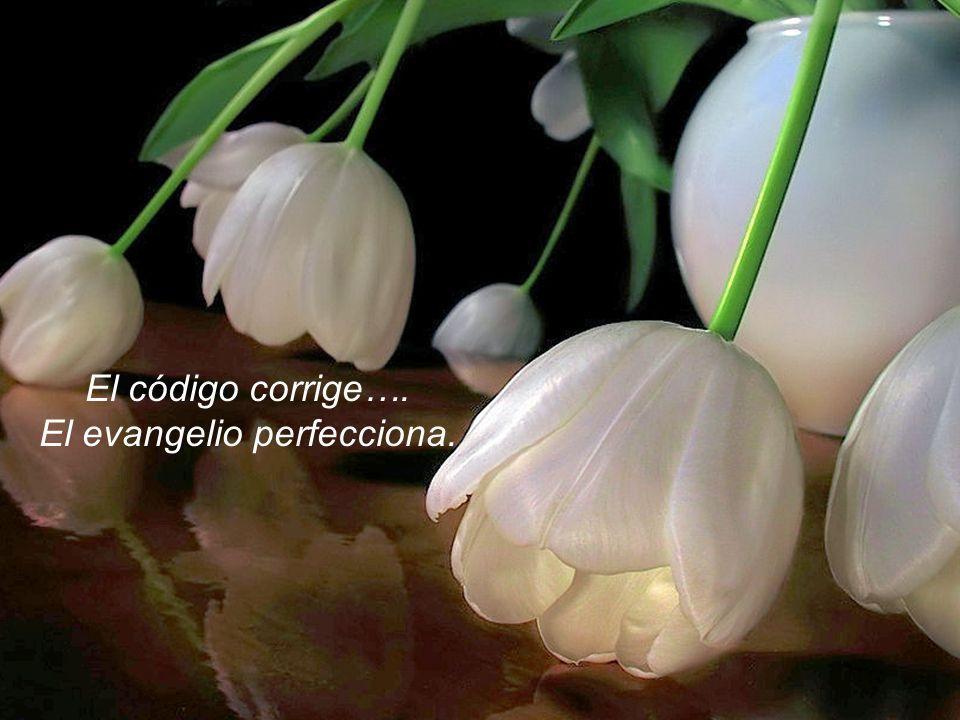 www.vitanoblepowerpoints.net El código corrige…. El evangelio perfecciona.