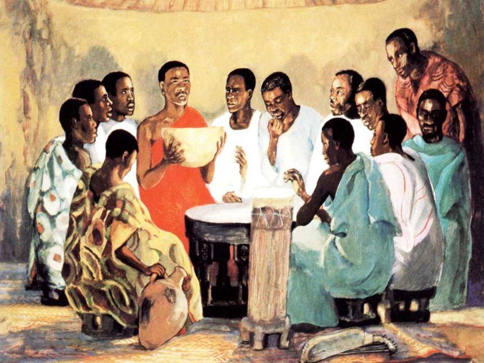4. El Mandamiento del amor fraterno: Cristo no está presente sólo en la hostia consagrada, sino también donde hay un gesto de amor fraterno. Hay dos g