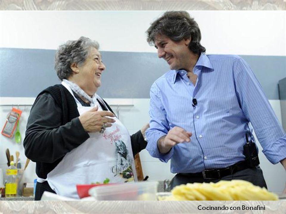 Cocinando con Bonafini