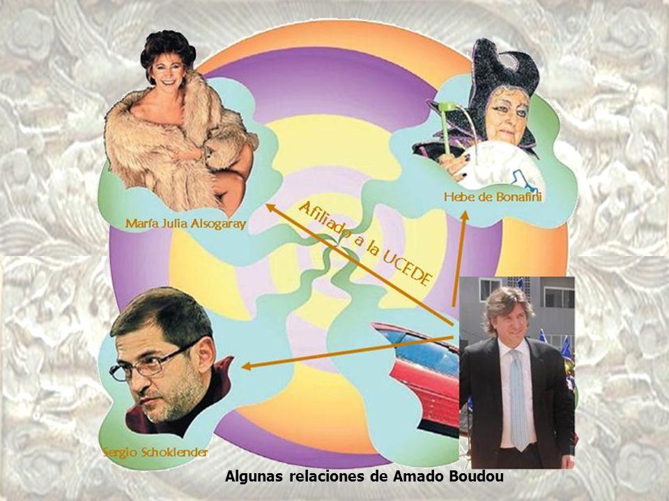 Entre diciembre de 2003 y diciembre de 2005 Boudou fue secretario de Hacienda en el Partido de la Costa.