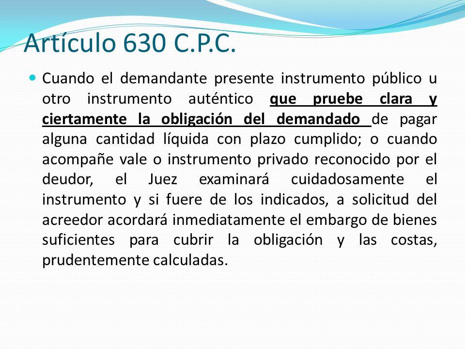 ¿De qué tipo de instrumento se trata? Público Privado Autenticado, artículo 927 y ss. del C.P.C.927 Reconocido, artículo 444 C.P.C.44