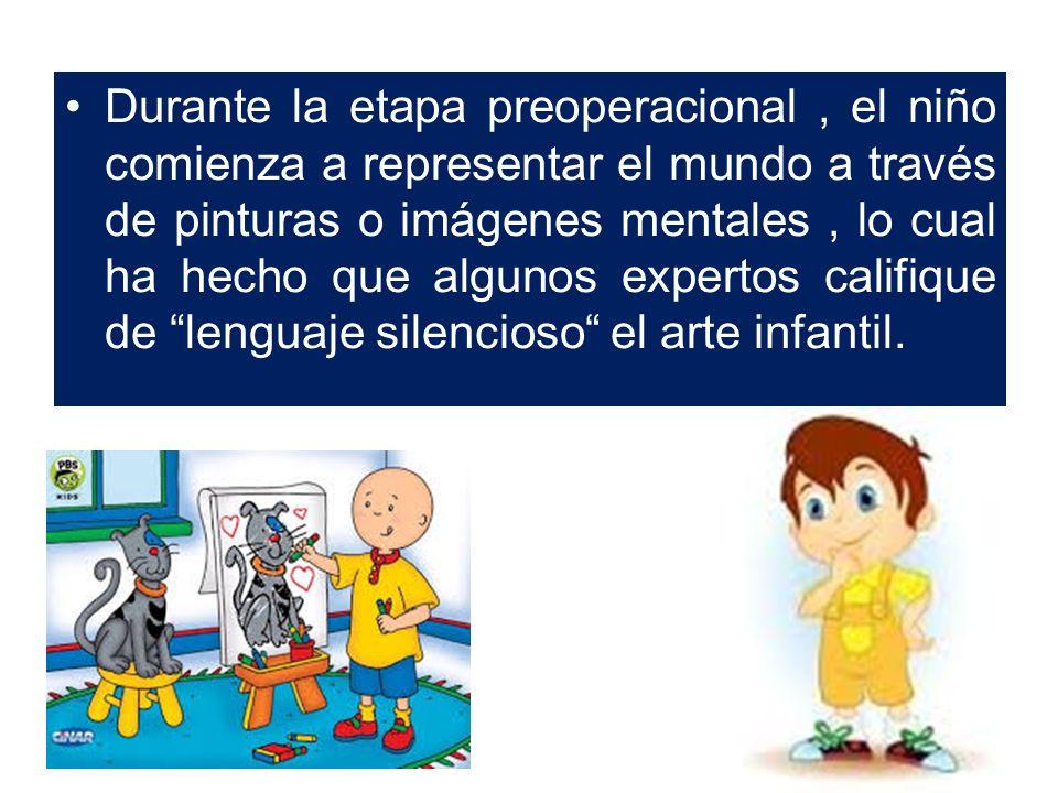 El desarrollo del pensamiento preoperacional permite al niño adquirir el lenguaje. Los años preescolares son un periodo de desarrollo acelerado del le