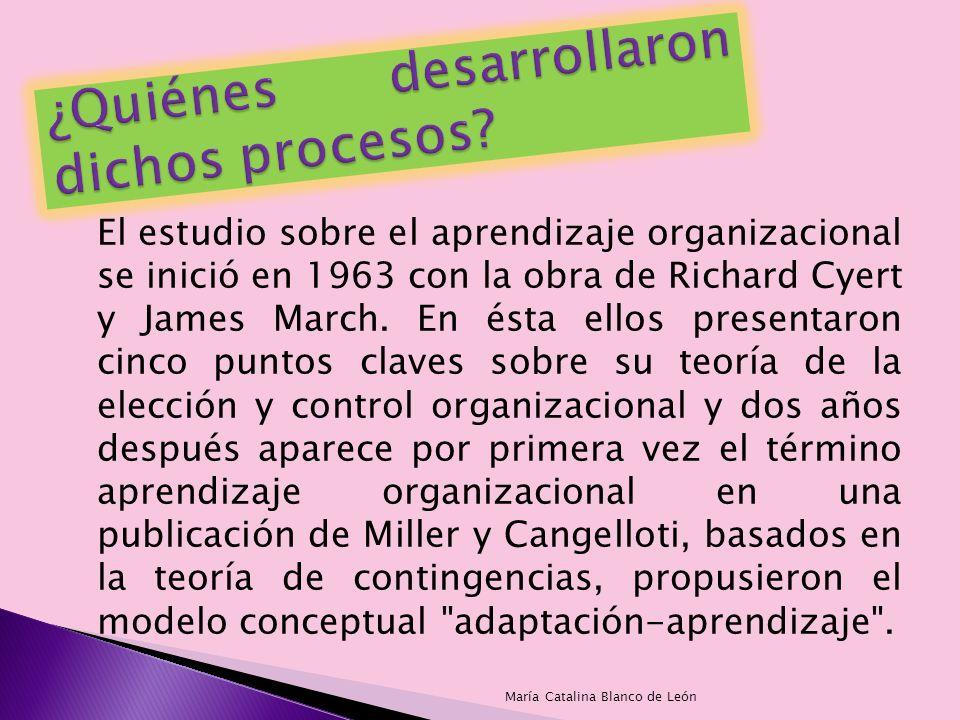Existen dos rutas de aprendizaje organizacional: del individuo a la organización y de la organización al individuo.