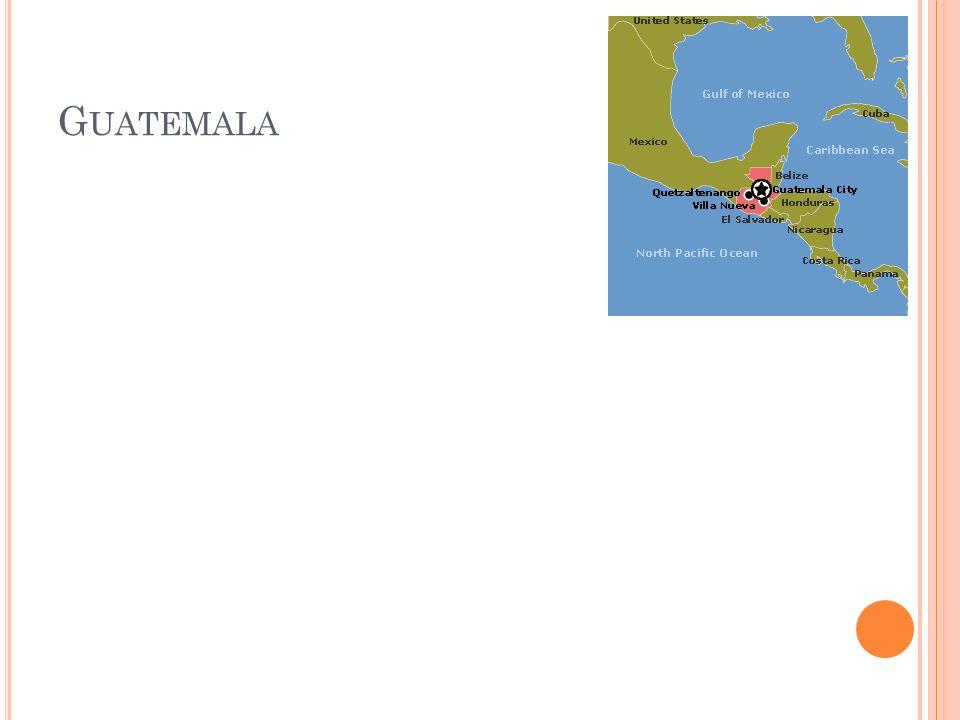 G UATEMALA
