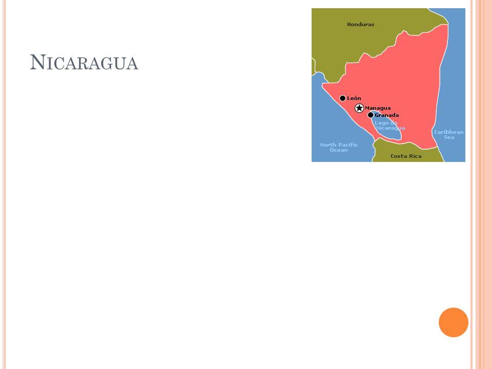 N ICARAGUA