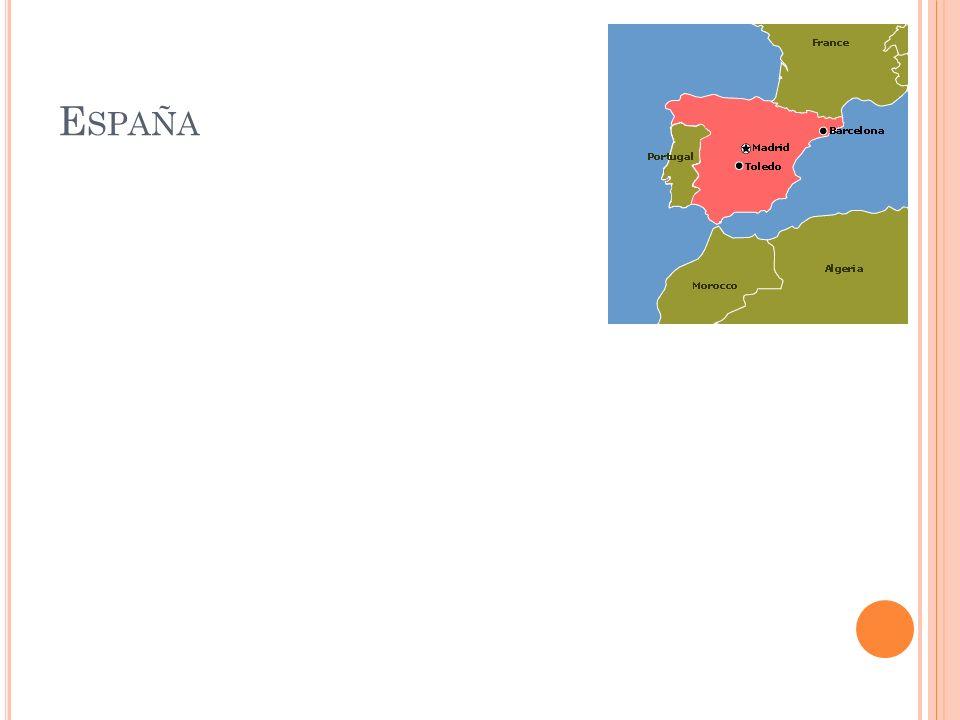 E SPAÑA