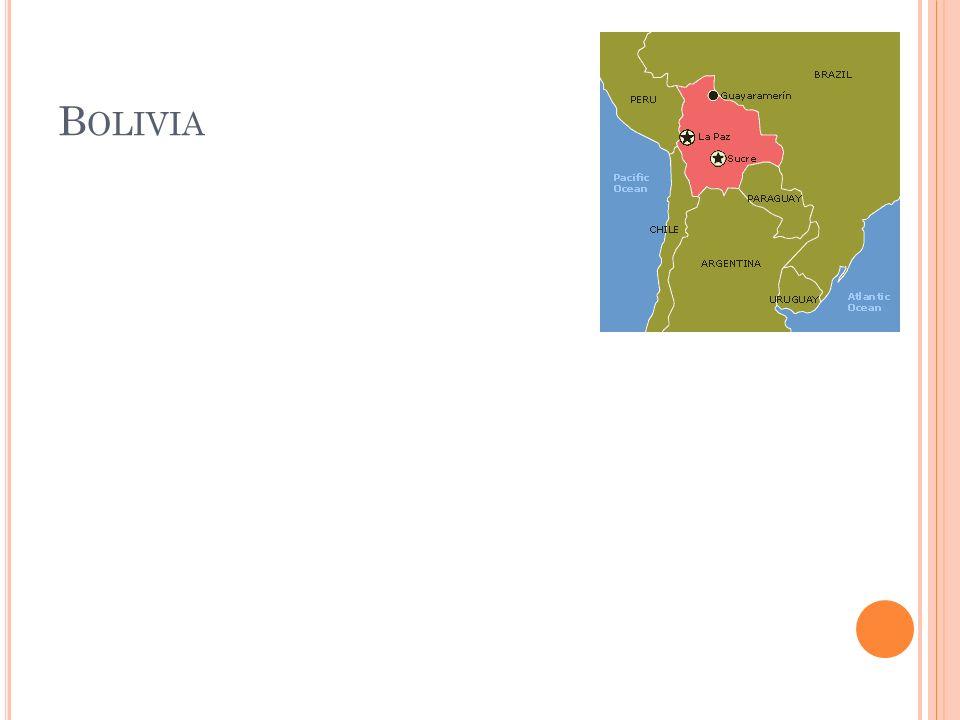 B OLIVIA