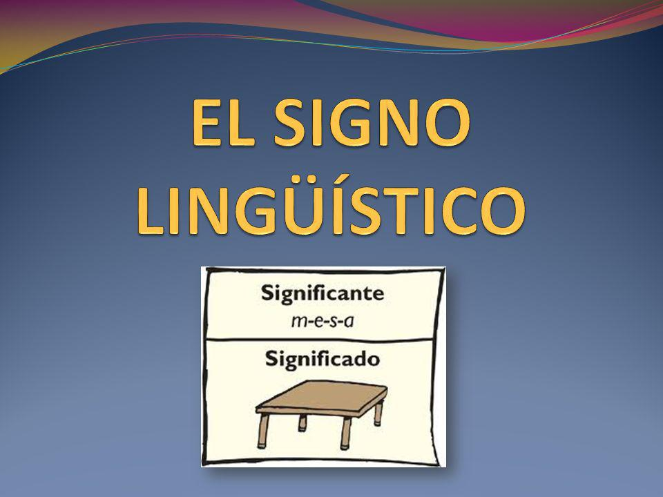¿A QUÉ LLAMAMOS SIGNO.- Tradicionalmente se dice: un signo es la representación de algo.