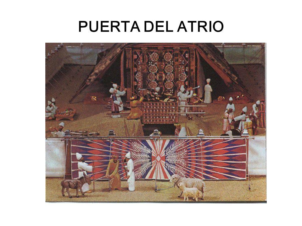 PUERTA DEL ATRIO
